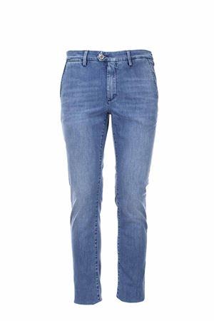 Pantalone denim ventre piatto Teleriazed | 146780591 | ROBINEHCF740